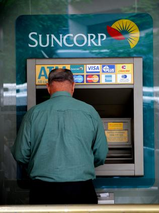 Suncorp is ditching fees for using other bank customers using its ATMs.