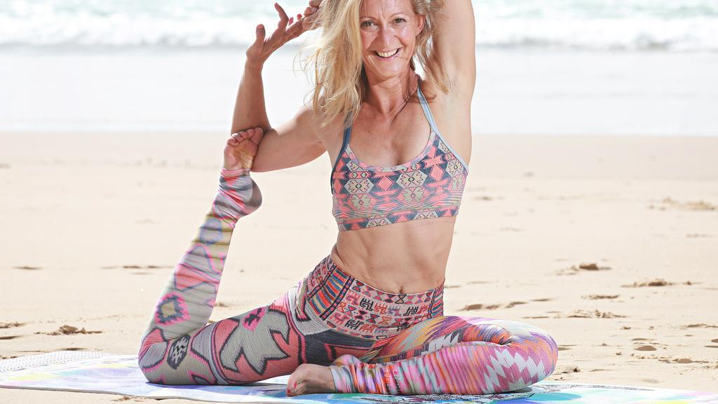 Claire Harvey: I wear yoga pants as day wear, and give zero tosses ...