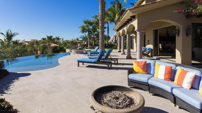 You get the Sea of Cortez as your backyard if you buy Casita 700. Picture: The Agency.