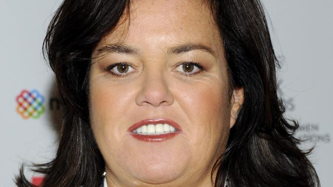 Television personality Rosie O'Donnell has been a target.