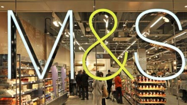 DJs push into groceries will be led by ex-Marks & Spencer executive John Dixon