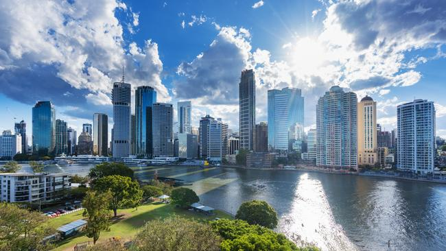 Brisbane's housing market continued to grow steadily in the September quarter, according to the REIQ.