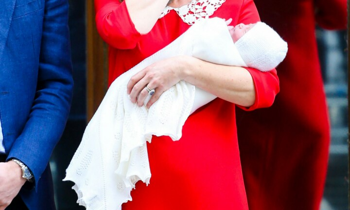 You can buy the royal baby blanket for $128