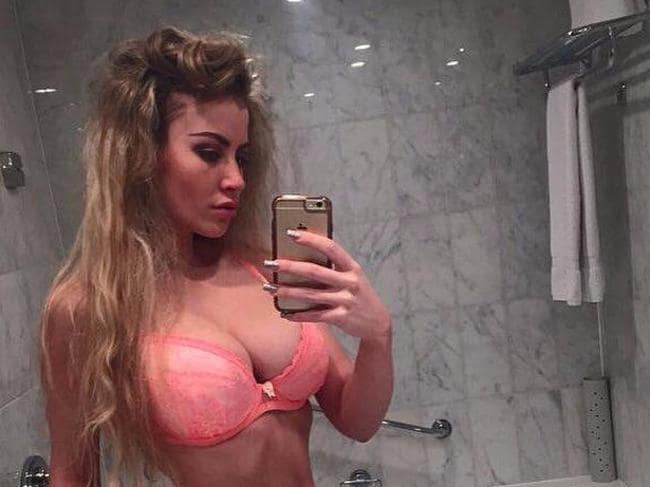 Chloe Ayling is writing a book.