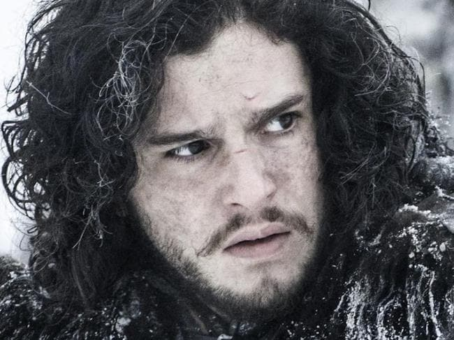 How Kit landed role of Jon Snow