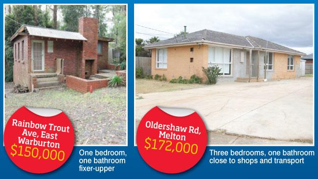 housing bargains hard to find in melbourne herald sun