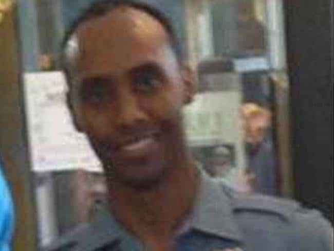 Minneapolis officer Mohamed Noor, who shot Australian woman Justine Damond on Saturday night. Picture: Facebook/Betsy Hodges