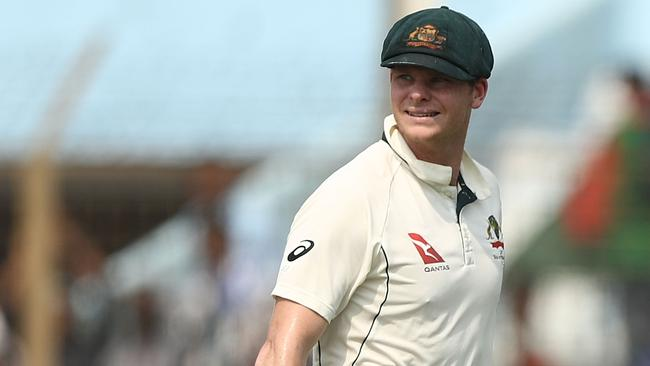 Smith isn't prepared to look back for this summer's Ashes. (Robert Cianflone/Getty Images)