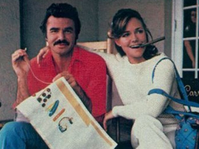 burt reynolds and sally fields relationship problems