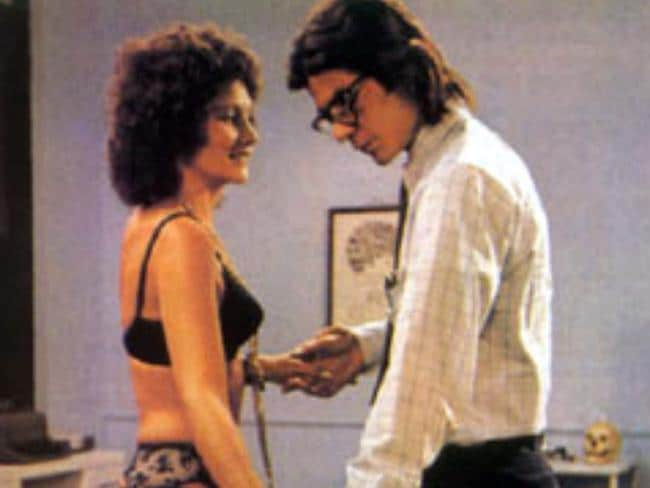 Linda Lovelace was the star in Deep Throat. Go on, google her at work, we dare you.