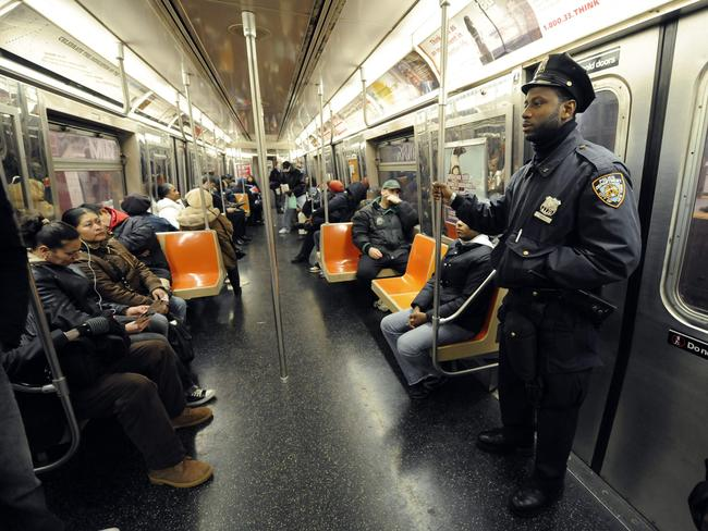 Want a seat on the subway? Ask for it.