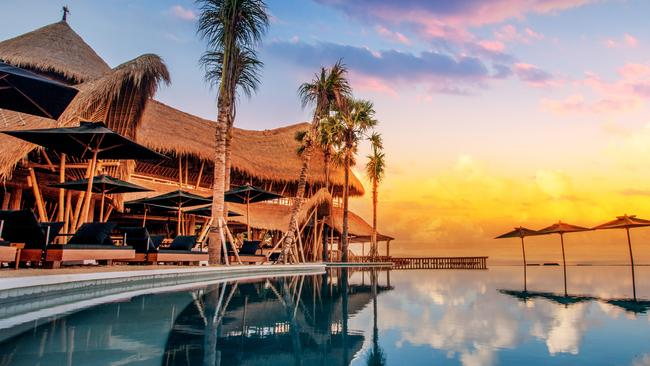 Bali holiday canggu s top places to stay nt news for Best places to stay in bali