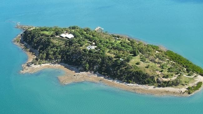 TURTLE Island for sale for $5 million.