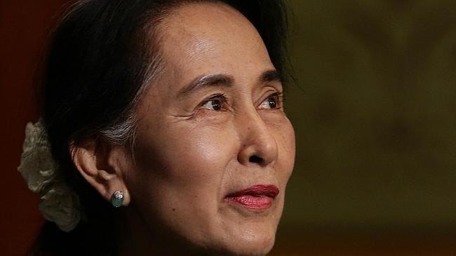 Aung San Suu Kyi is a great example of the virtuous woman.