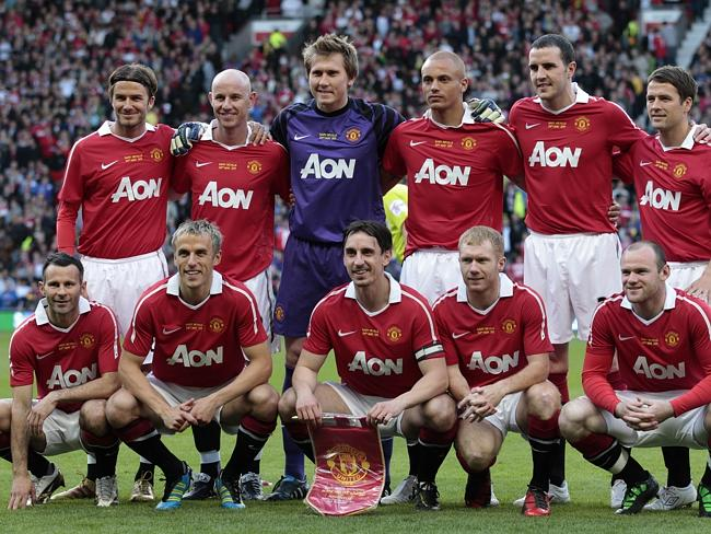 Backers are said to include David Beckham, Nicky Butt, Ryan Giggs, Phil Neville, Gary Neville and Paul Scholes..