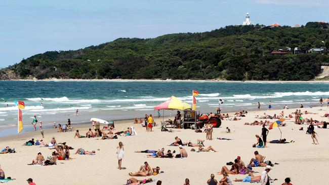 Airbnb has had a huge impact, and suffered a backlash, in the NSW town of Byron Bay.