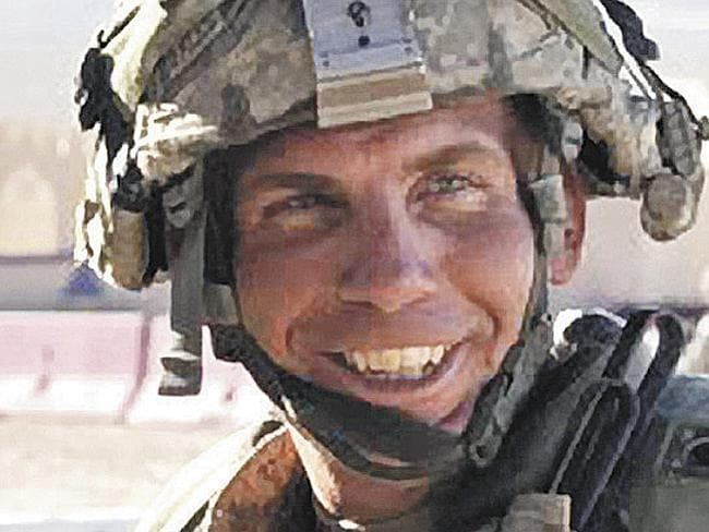 Killed 16 Afghan villagers ... US Army Staff Sgt. Robert Bales was prosecuted by Lieutenant Colonel Joseph Morse.