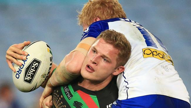George Burgess has struggled to produce his best since Souths 2014 title win. pic Mark Evans