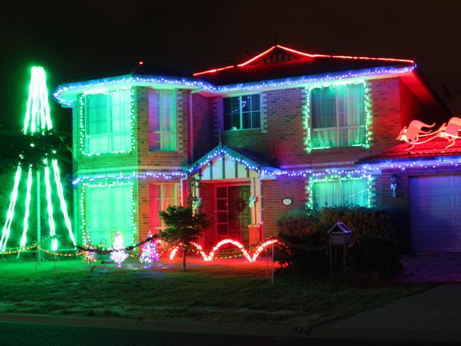 home lighting decoration. where to find melbourneu0027s best christmas light decoration displays herald sun home lighting o