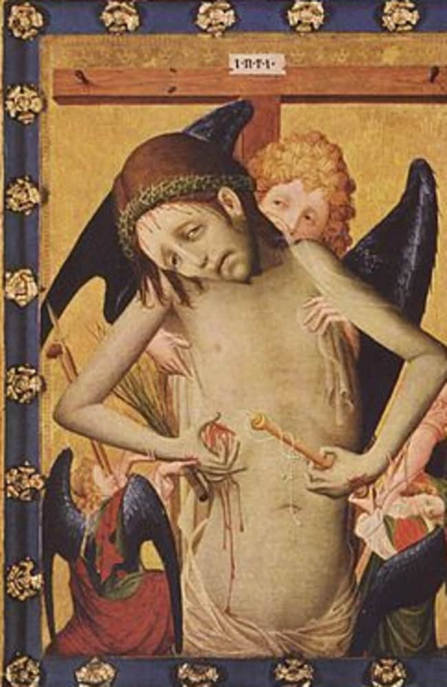 A new book explores the controversial theory that Jesus was disfigured or ugly. Picture: Wikipedia