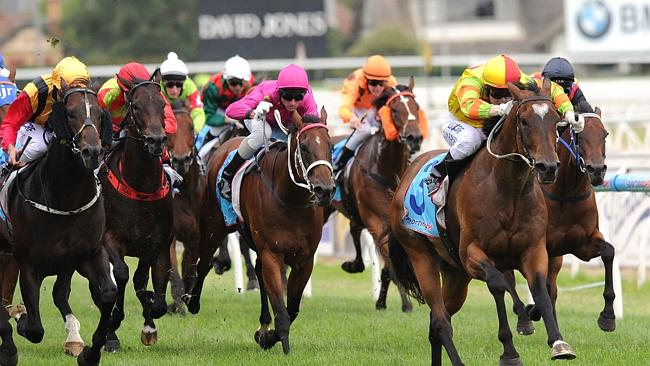 Lankan Rupee remains equal favourite for Saturday's Newmarket Handicap. Picture: Getty Im