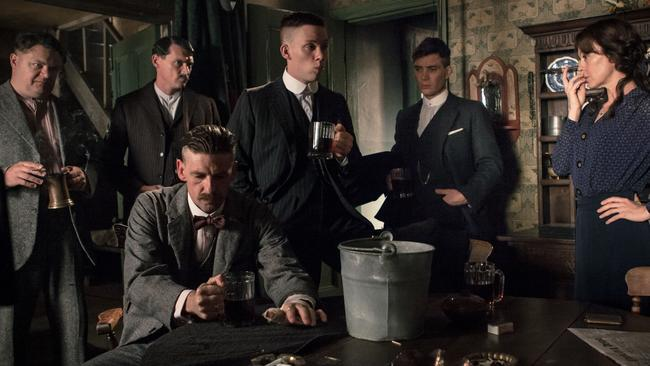 Season four of Peaky Blinders should be released later this year.