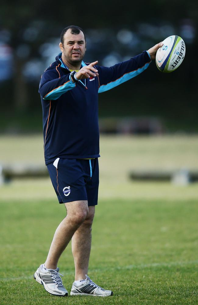 Michael Cheika deserves credit for his role in turning around the Waratahs.