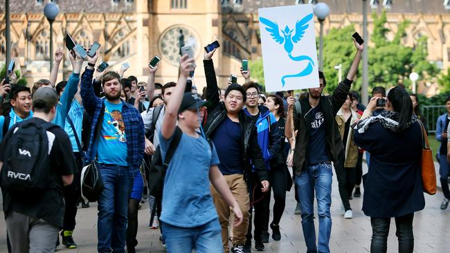 Melbourne and Brisbane will be trying to beat the success of Sydney's Pokemon Go walk.
