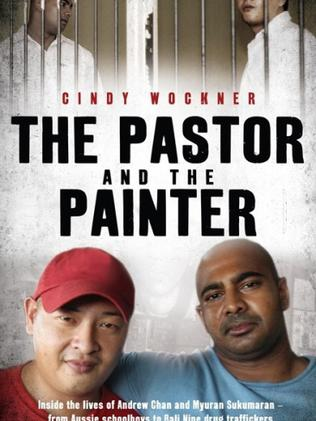 'The Pastor and the Painter' by Cindy Wockner, published by Hachette Australia.