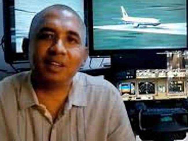 MH370's Captain Zaharie Shah was a secular, non political, family man, according to his sister Sakinab.