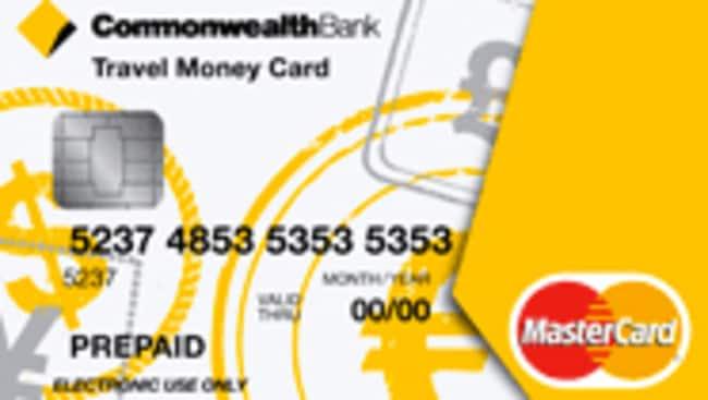 Commonwealth Bank Travel Card Usa
