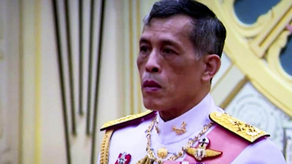 "The new monarch, who received the title ""His Majesty King Maha Vajiralongkorn Bodindradebayavarangkun,"" assumed his new position on Thursday. Picture: AP."