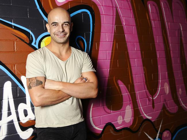 Famous pastry chef Adriano Zumbo.