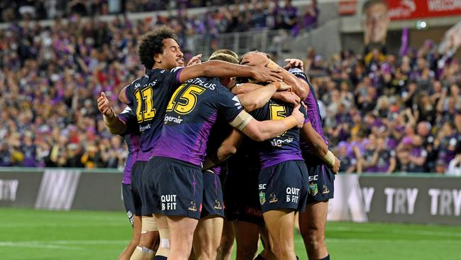 Another grand final awaits for the Storm.