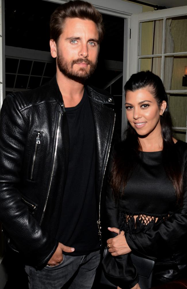Who has kourtney kardashian dated in Melbourne