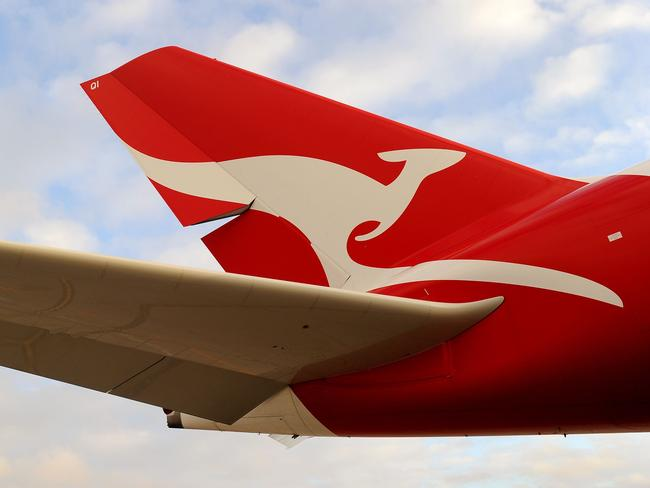 Airfare turbulence hits Qantas profits