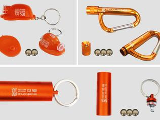 SES has launched a recall of these torches as they are deemed a safety risk to children.