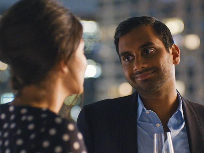 Aziz Ansari in a scene from Master of None.