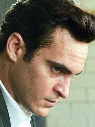 Joaquin Phoenix as Johnny Cash.