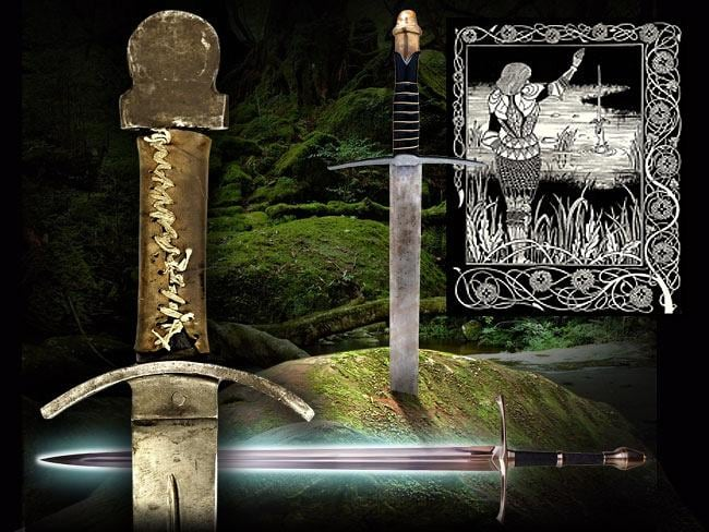 "The tomes of history refer to several ""magical"" swords."