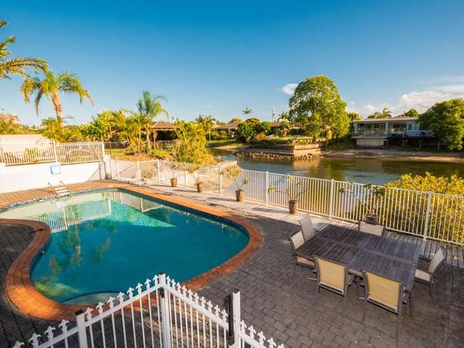 They hope to receive $2 million for the sale from a developer or investor. Picture: Ray White Broadbeach/realestate.com.au