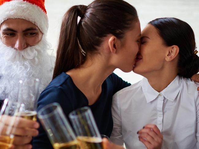 What not to do at your work Christmas party