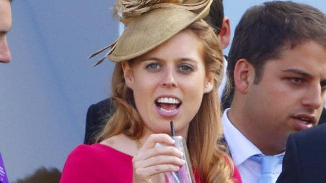 Oh how we love you Princess Beatrice. Picture: Max Mumby/Indigo/Getty Images