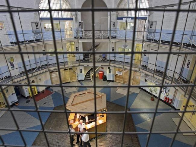 Wandsworth prison in south west London is one of the largest in Western Europe.