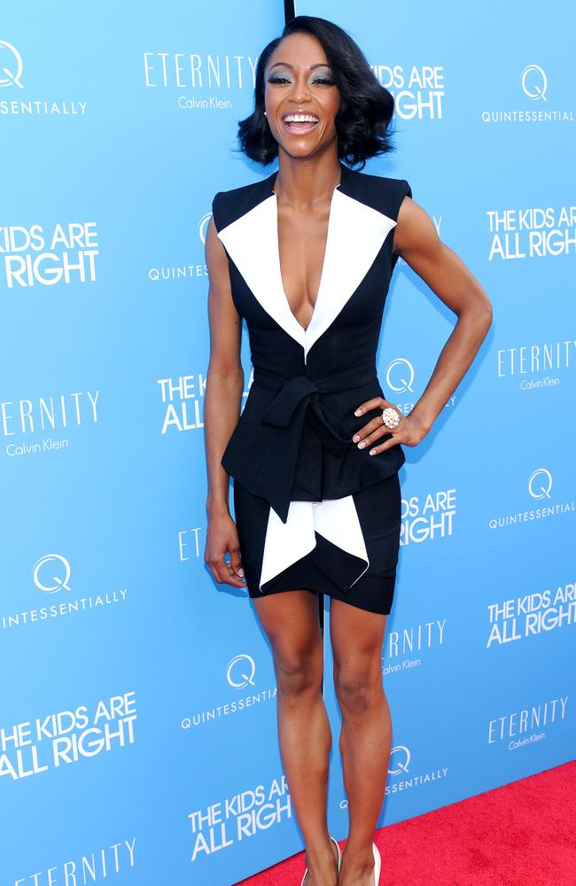 Actor Yaya DaCosta is set to play Whitney.