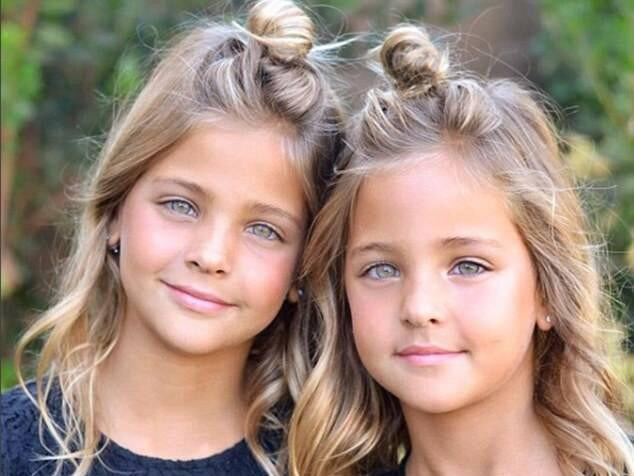 Ava Marie, Leah Rose: Meet 'the most beautiful twins in ...