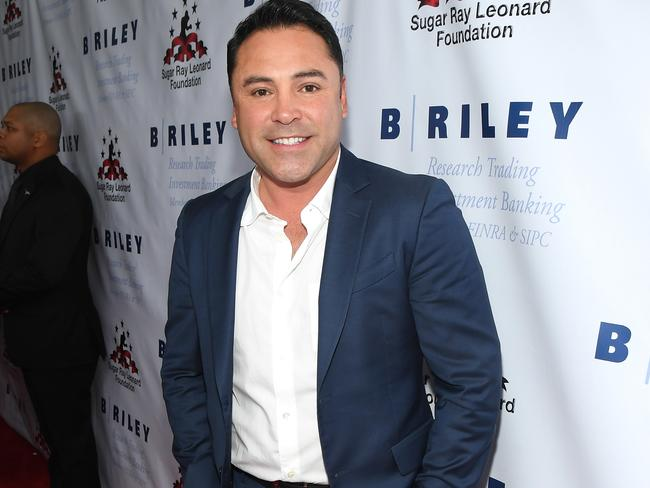 Oscar De La Hoya doesn't believe the fight will benefit boxing.