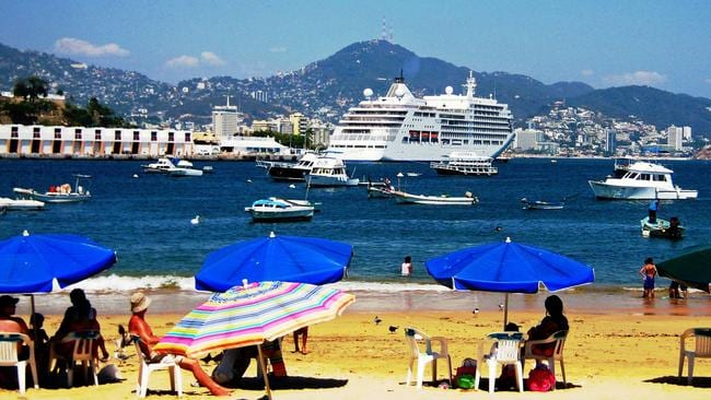 Acapulco used to be one of the world's most glamorous beach destinations.