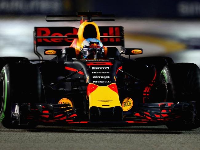 There'll be a new Red Bull on the grid in 2018.