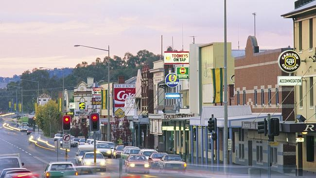 In the top spot ... Wagga Wagga is our most family-friendly city. Picture: Tourism NSW.